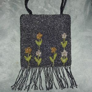 Beaded Mini Bag